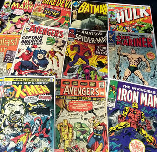 Get free advice before selling your comic books.